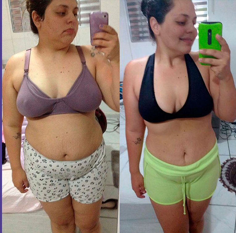 Ariane changed from mannequin 42 to 38 in 45 days